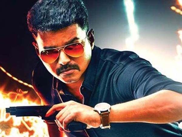 Theri audio launch date announced