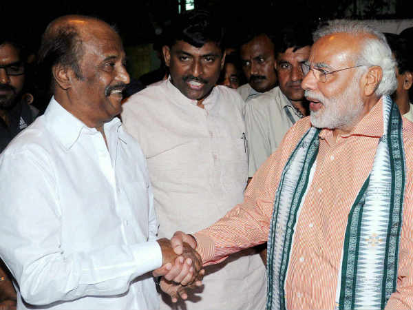 Rajinikanth to meet Prime Minister Modi
