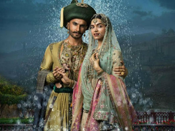 2016 Asian Film Awards: Bajirao Mastani Select Best Visual Effects Award