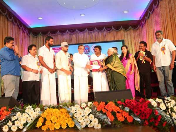New building for Nadigar Sangam at the cost of Rs 26 cr