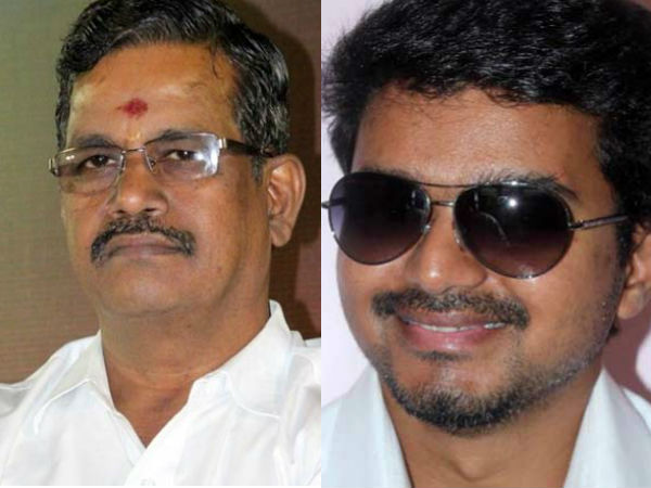 Vijay compares Thanu with Tiger