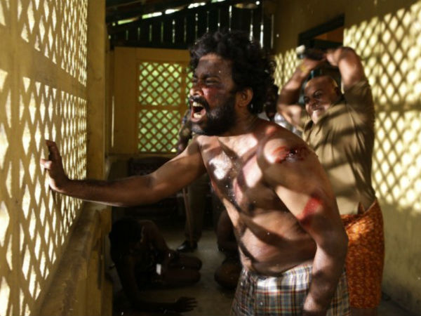 Vetrimaran about Visaranai and Dhanush
