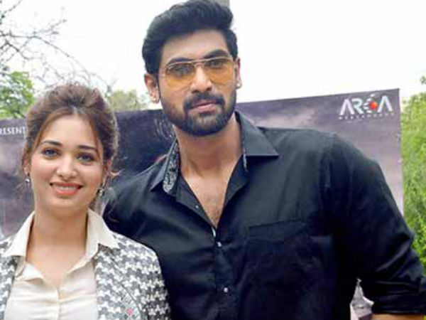Rana and Tamannah Tweets about National Award