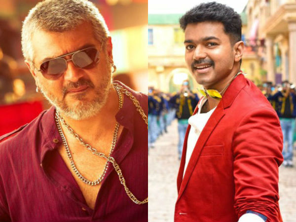 Vijay, Ajith once Again Clash for next Pongal