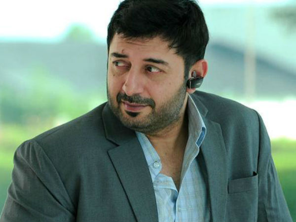 Arvind Swamy to Play Prince in Bogan