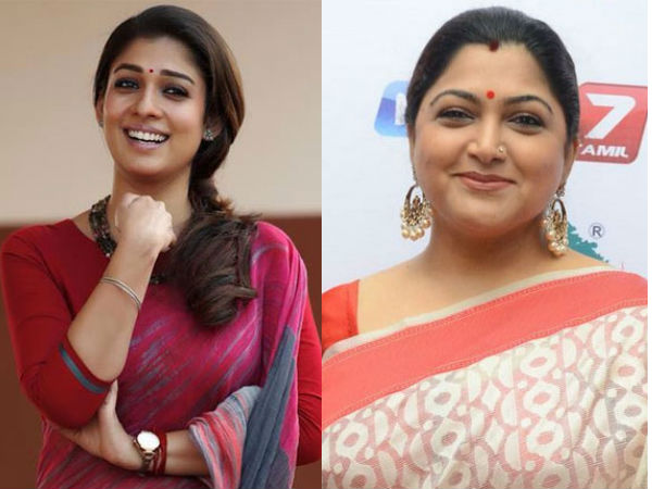 Kalakalappu 2 is a Complete False News says Kushboo