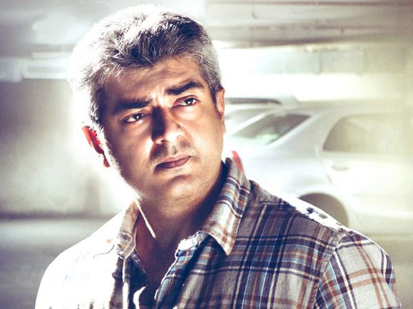 Why Ajith not appearing in commercial ads?