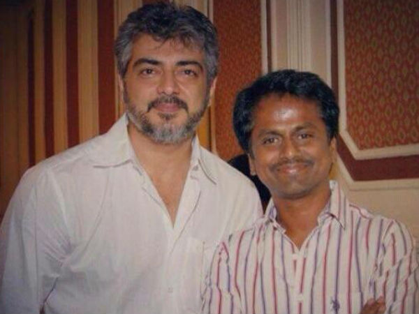 Ajith to join with AR Murugadoss again
