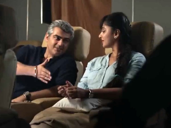Anushka Team Up with Ajith in Thala 57