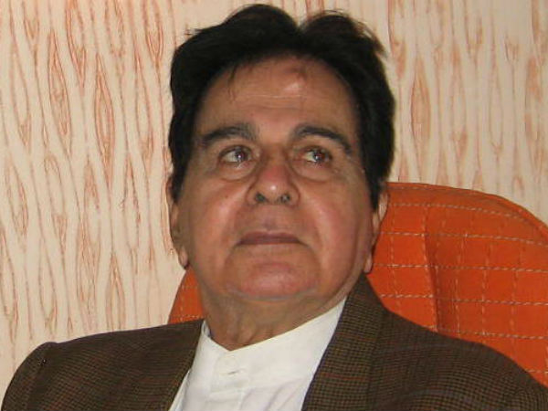 Dilip Kumar admitted in Lilavathi Hospital