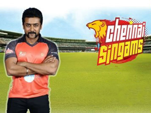 Star Cricket: Chennai Singams Win the Trophy