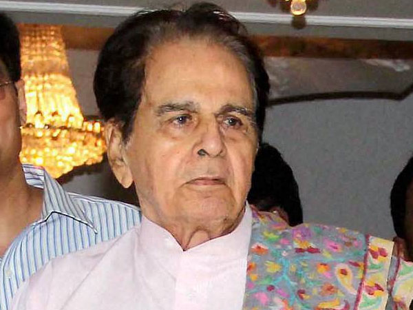 Dilip Kumar discharged