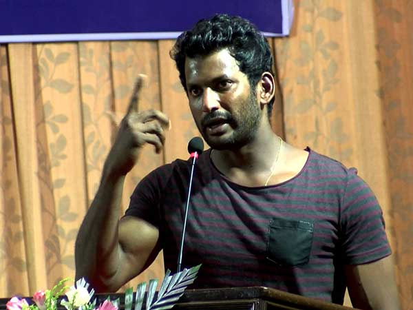 Vishal files complaints against websites