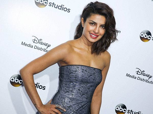 Priyanka Chopra gets a place in Time 100