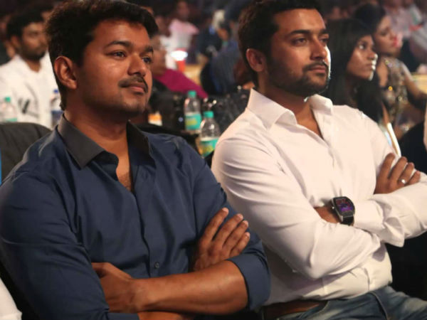 Me and Vijay both our Friendship is Very Strong says Surya