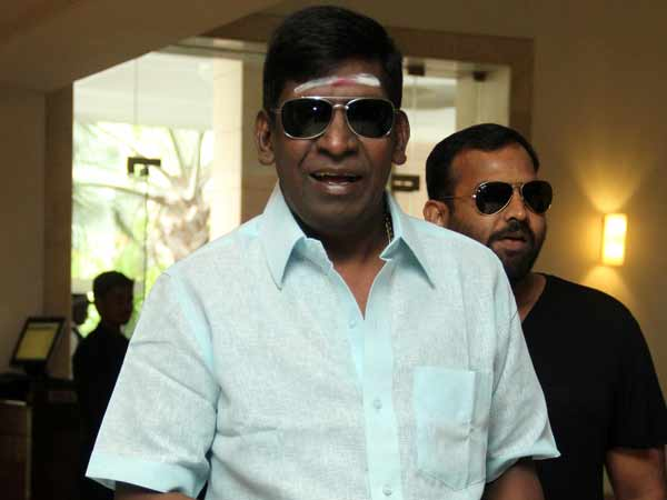 Vadivelu dont like to talk politics