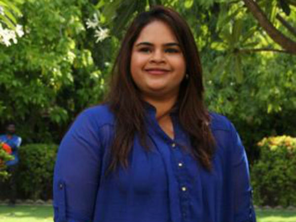Vidyullekha Return to Chennai