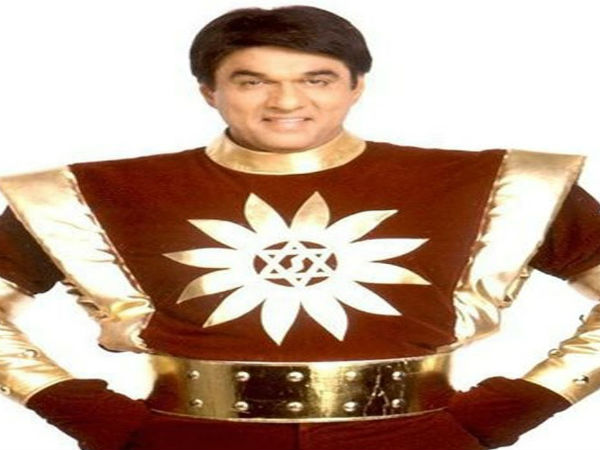 Shaktimaan Return to Television