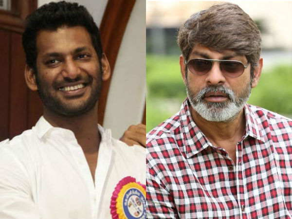 Vishal Team up with Jegapathi Babu