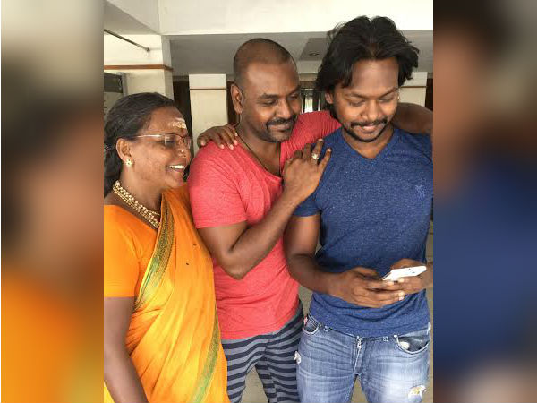 Raghava Lawrence's gift to his mother on Mothers Day