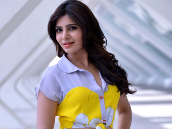 Will not be Signing any New Films says Samantha