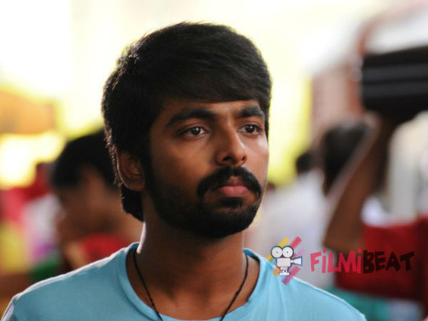 G.V.Prakash Team up with Anandhi