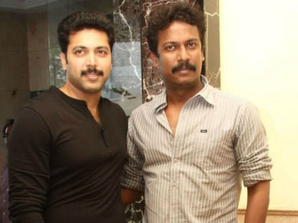 Jayam Ravi Team up with Samuthirakani