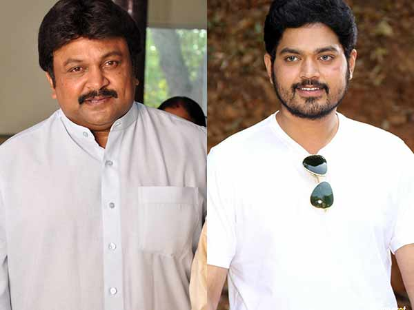 Prabhu Team up with Shakthi Vasu