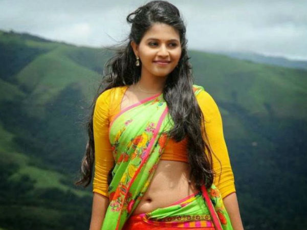 Anjali Removed From Darshan Film
