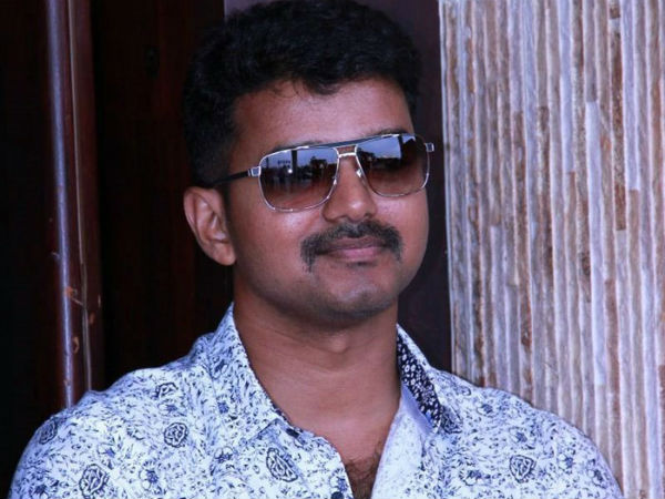 Vijay 60.. Second schedule begins at Hyderabad