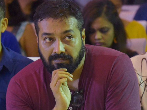 'Anurag Kashyap took money from AAP,' says CBFC chief Pahlaj Nihalani