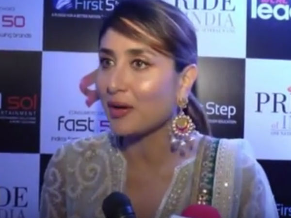 Kareena Kapoor on pregnancy: Watch what she said