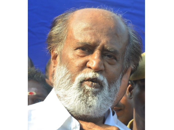 Rajini returns Chennai in June last week