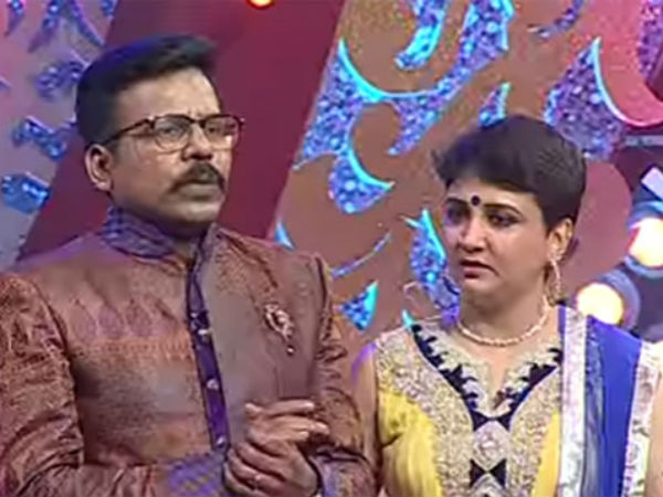 Rachitha and Dinesh participate Mr & Mrs Killadis on Zee TV