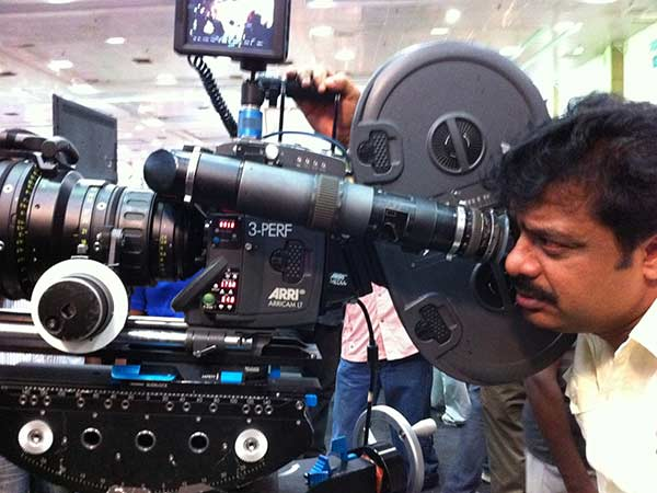 Actor Pandiarajan Starts a cinema class..!