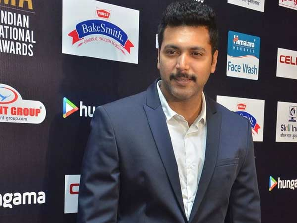 Actor Jayam Ravi Sponsoring 100 Eye Surgeries
