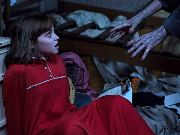 Conjuring 2: An audience review
