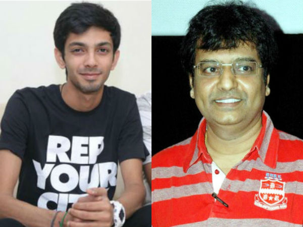 Anirudh is my favourite in the current generation says Vivek