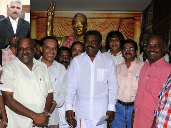 Tamil Cinema PRO Union election today