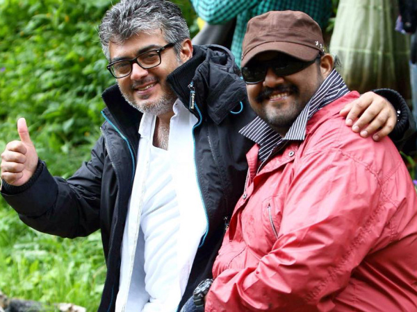 Ajith's 57th movie to be shot in London