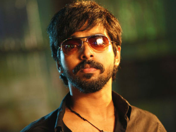 Actor G.V.Prakash gives police complaint