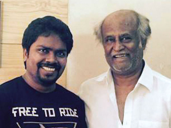 Rajini is the only superstar on screen and off screen - Director Pa Ranjith