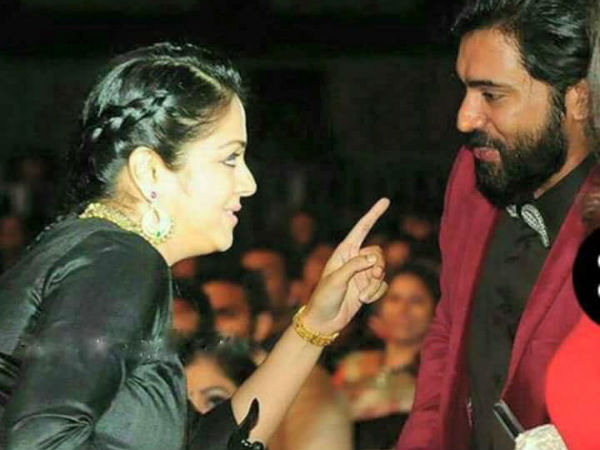 Nivin Pauly's Fanboy Moment With Jyothika Takes Social Media By Storm!