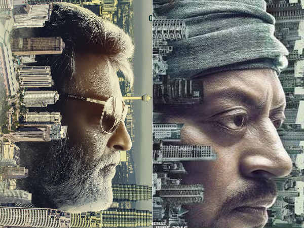 Rajinikanth's Film Stole Our Poster, Says Irrfan