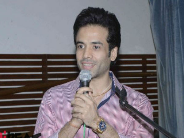 Actor Tusshar Kapoor becomes a single dad via surrogacy
