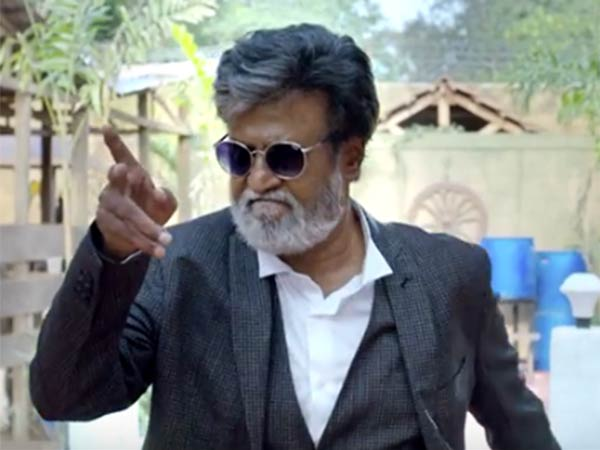 Rajini's Kabali Bag 'U' Certificate from Censor Board?