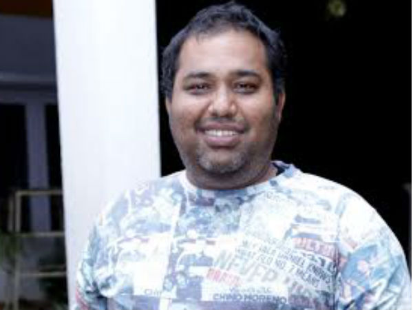 Producer CV Kumar turns director