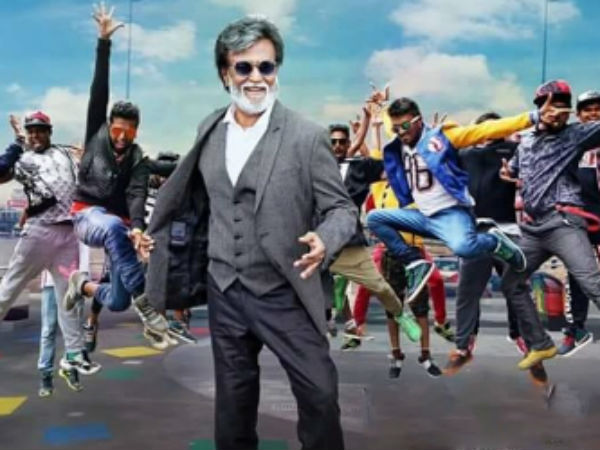 Kabali audio sales update