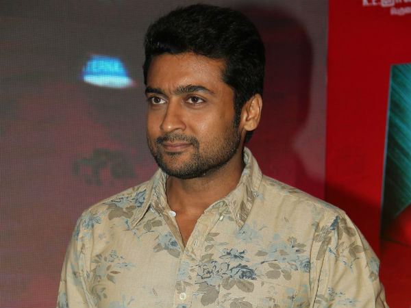 Surya Denies the High Budget Movie Rumors