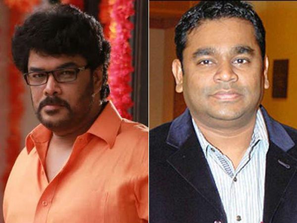 A.R.Rahman Signs Sundar.C Movie